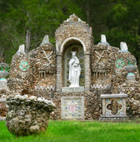 black madonna shrine and grottos sightseeing mo