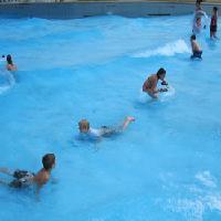 Blue Falls water park MO