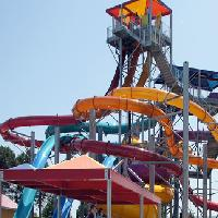 Oceans of Fun water park MO