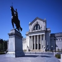 St. Louis Art Museum Winter Day Trips in MO