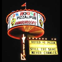 Fun House Pizza and Pub best bar MO